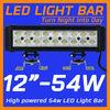 9-32v 54w LED utv light bar 4x4 lights car led bar light 12v