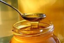 Natural bee organic honey 50g packaging