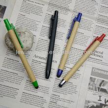 school use/promotional pens,multi-color paper pen