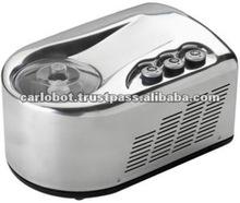 Nemox Pro 1700 Portable Ice Cream Maker with Compressor