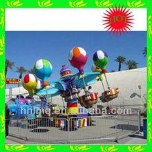 Amusement rides rotary equipment happy jump samba balloon for sale !