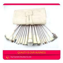 Wholesale high ranking cosmetic brush set makeup free sample