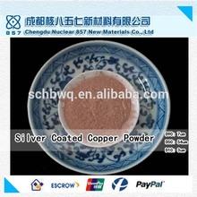 Ag3,Ag5,Ag10,Ag20,Ag30 Silver Coated Copper Powder price