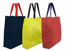 fashion useful handbag in promotional bag non woven bag
