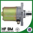 Electric starter motor for motorcycle BSW100 ,Top Quality !