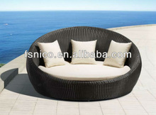 Round Bed Lounge Chair