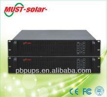 single phase online ups 220v 50HZ (rack mount model 1kva-10kva )