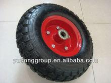 9 inch rubber wheel 3.00-4