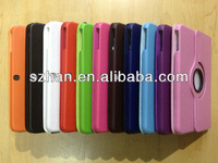 Rotating Stand Smart leather case cover for Samsung Galaxy Tab 3 10.1 P5220 P5200