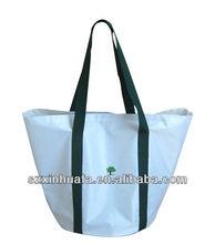 (XHF-LADY-122) recycling shopping bags plain tote bags promotional shopping bag