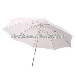 """40"""" (102cm) Studio Flash Translucent White Diffuser Photo Soft translucent umbrella"""