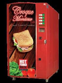 sandwich vending machine business
