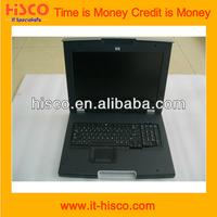 AZ884A TFT7600 G2 KVM Console Rackmount Keyboard Intl Monitor