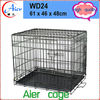 Heavy duty wire dog crate fence dog kennels