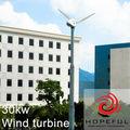 30kw molino de viento generador de viento proveedores