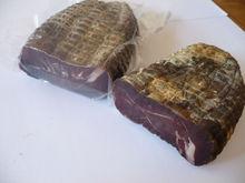 Halal Mutton Bresaola Cured