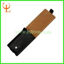 Slim Leather Case For LG Optimus L3 E400 Leather Case