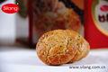 Presente embalado 468g cookies galletas de almendras- sésamo de pastelería