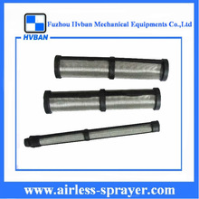 pump filter for Graco airless paint sprayer machine