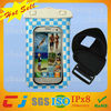2013 promotional plastic waterproof phone diving bag for samsung galaxy s3 i9200