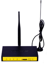 F3824 industrial LTE 4G Modem wifi ROUTER with WIFI outdoor