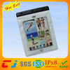 Hot popular pvc waterproof bag for tablet with string