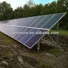 See larger image Ground mount solar panels,solar kits,solar panel installation
