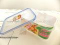 Durável caixa de almoço, personalizar caixa de almoço plástica