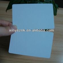 inkjet print blank PVC RFID smart card for epson