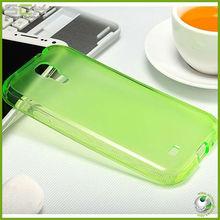 For Samsung galaxy s4 mini i9190 clear transparent tpu case cover skin