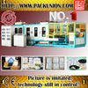 High Density Plastic Clamshell Take-Out Containers making machine