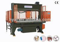50T automatic stepping feeding traveling head cutting machine/cutting press