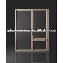 Aluminum tilt & turn window,aluminium two waysopening window