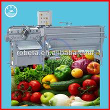 Vegetable washing machine used for for ginger, potato, sweet potato, kiwi fruit