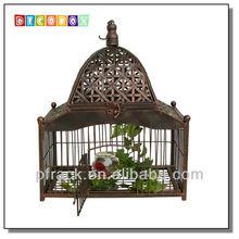 Durable birds chrome rack cage