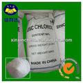 cloruro de zinc fórmula química