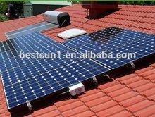 portable solar power Panel price system 2KW