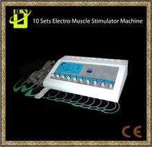 EMS Body Slimming Beauty Machine Electronic Muscle Stimulator