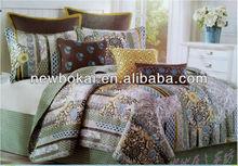 Luxury 100% cotton bedding set