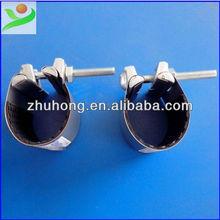 Leak sealing clamp/Repair Clamps/semi circle pipe repair clamp