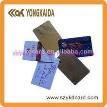 125KHz EM4550 rewritable proximity card