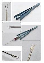 25G, 23G, 20G forceps and scissors