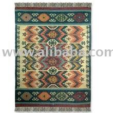 jute handmade rug