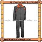 2012 Newest white running wear high quality design wear tracksuit elegant woman suit man suit track suit