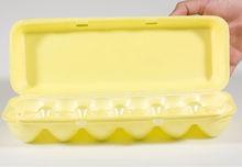 Polystyrene egg tray