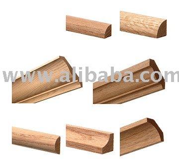 Madera molduras otros tipos de madera identificaci n del - Tipos de molduras ...