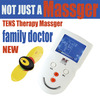 Acupuncture tens massage machine