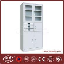 HDW-B35 chrome filing cabinet