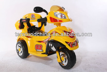 Kids Battery Operated motorcycle with romote control