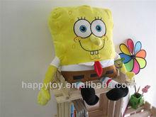 HI CE Lovely growing sex sponge bob toy
